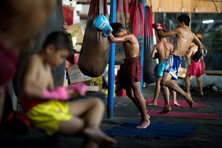 Rise of Muay Thai's Popularity