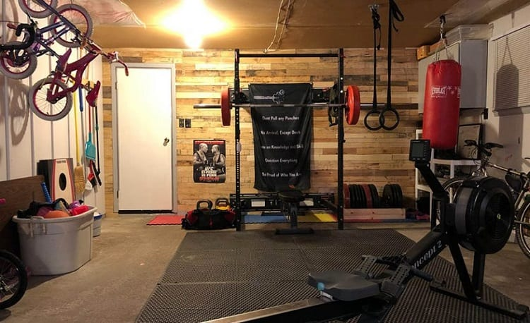 Possible Locations for Your MMA Home Gym