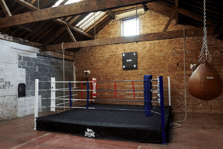 How To Build An MMA Gym At Home