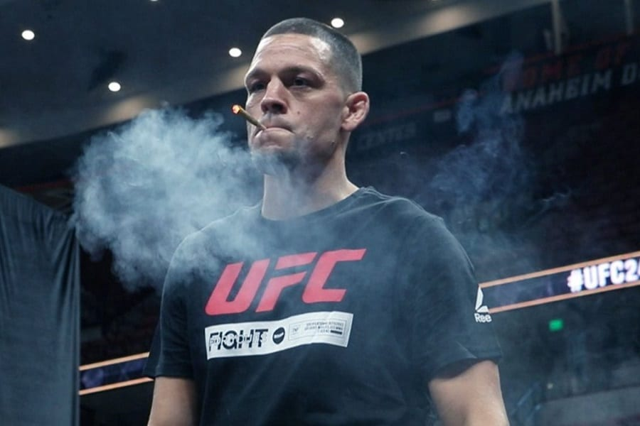 Can MMA Fighters Smoke Weed?