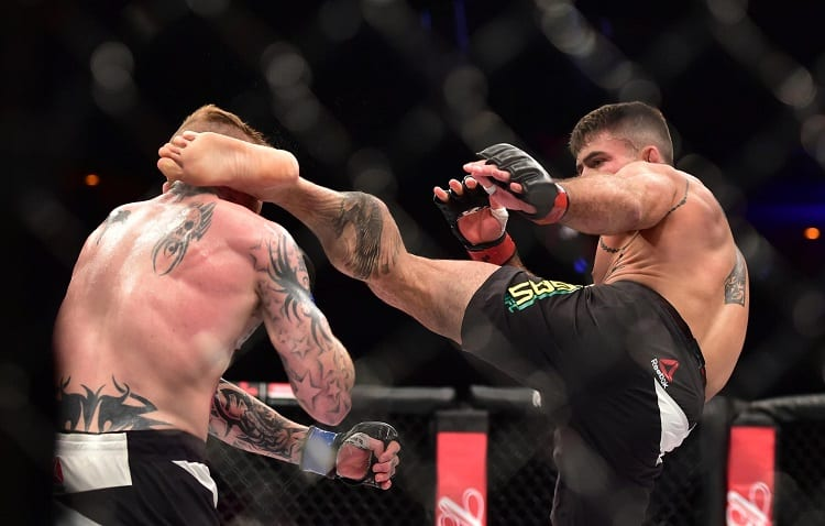 The Versatility of MMA