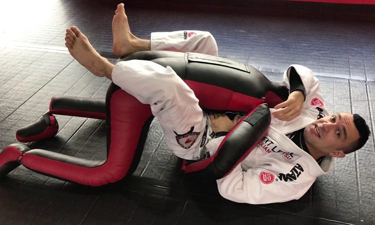 extra BJJ training in your free time