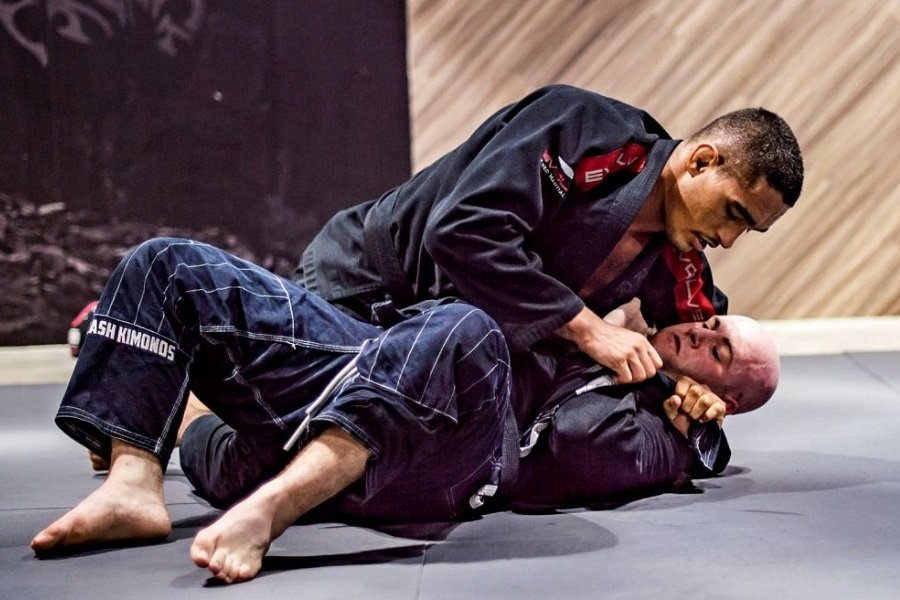 BJJ For Beginners: Side Control