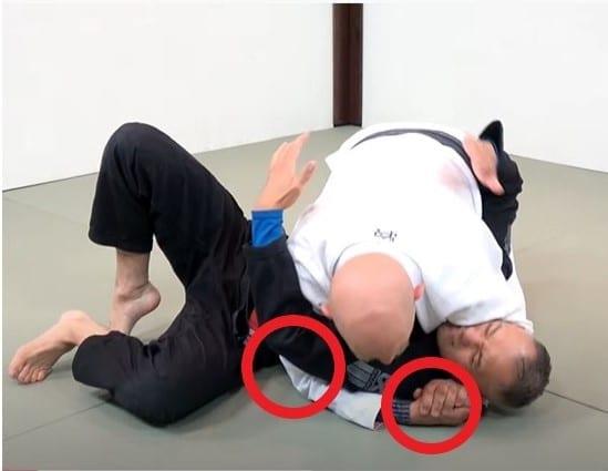 Head Control In Side Control