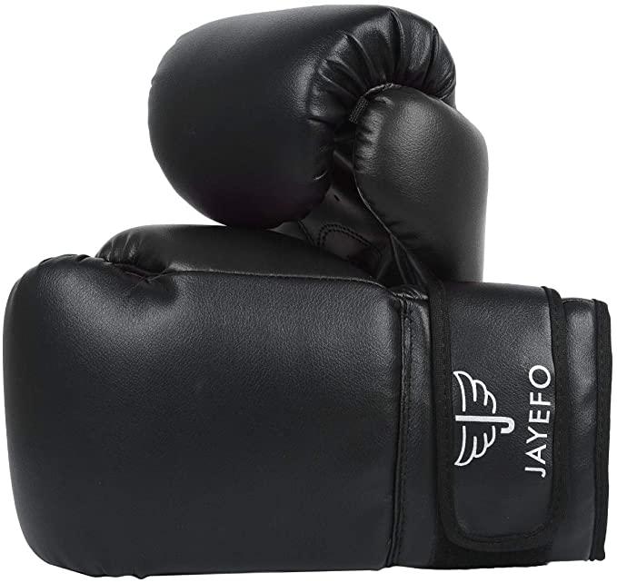 Jayefo Sports Beginners Boxing Gloves