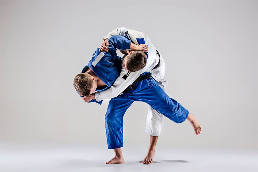 complete beginners judo guide