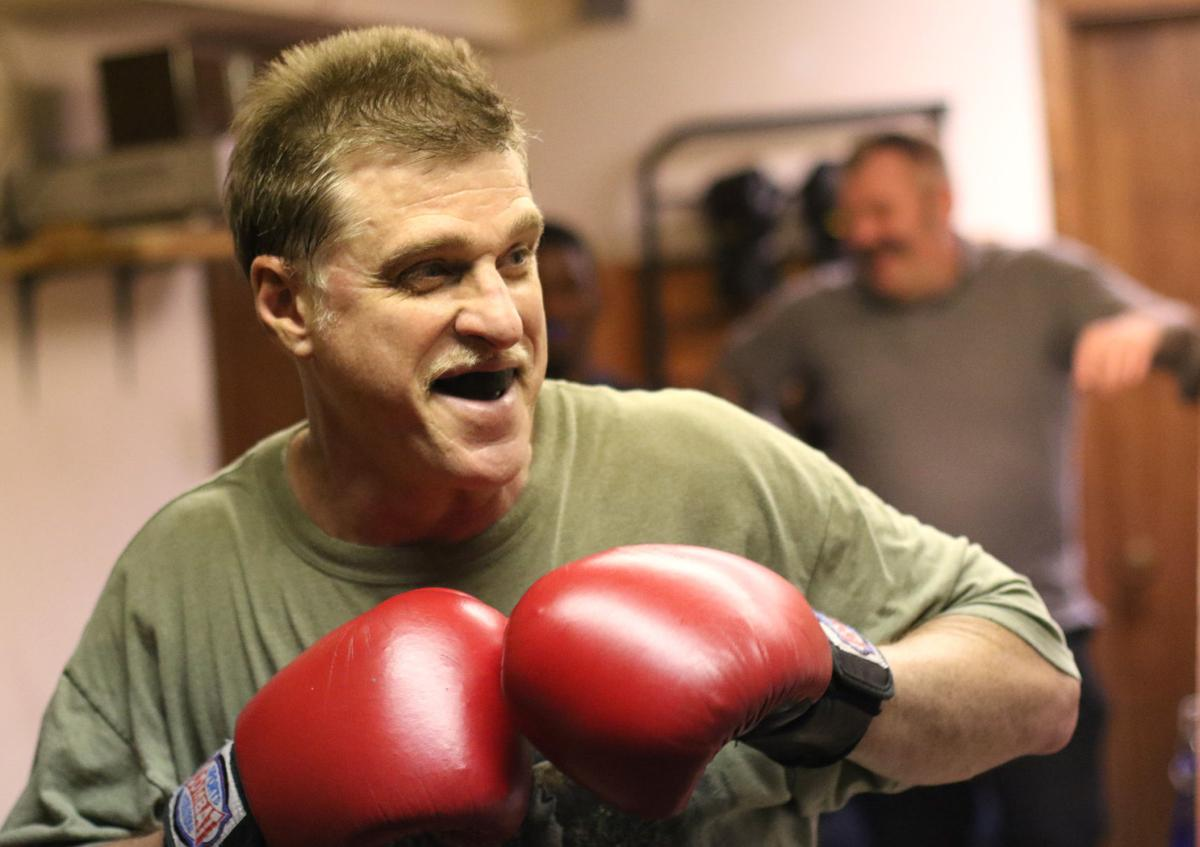 Old guy boxing - what is the best martial art for older adults