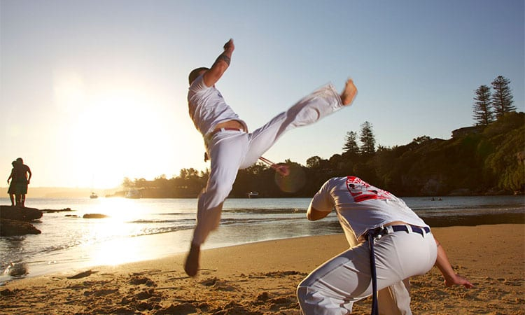 Starting with Capoeira