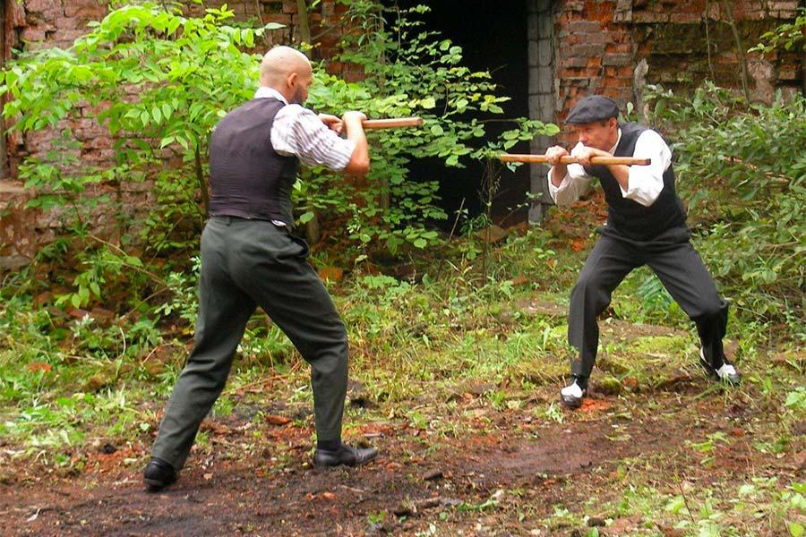 Complete Irish Stick Fighting Guide