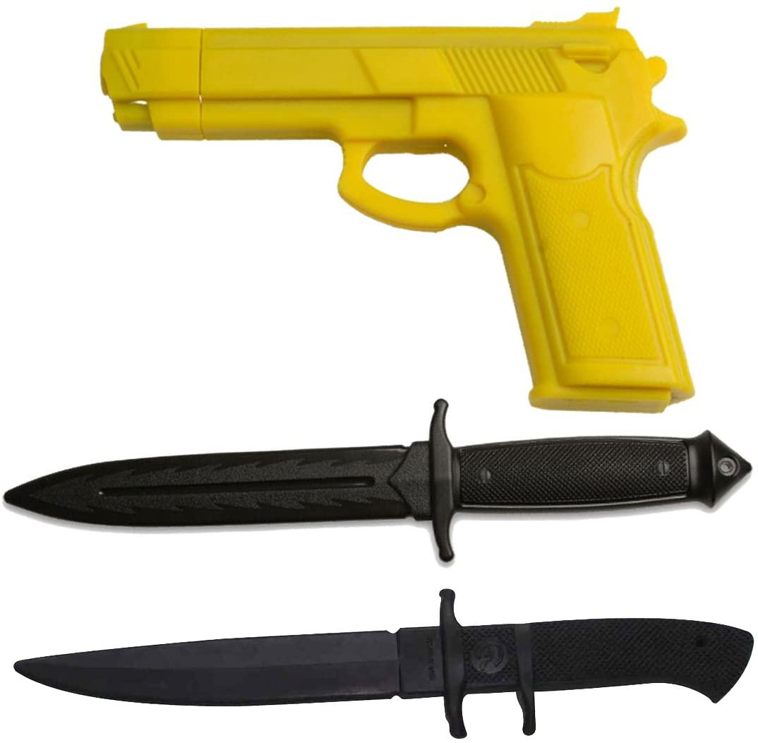 Krav Maga Fake Training Weapons