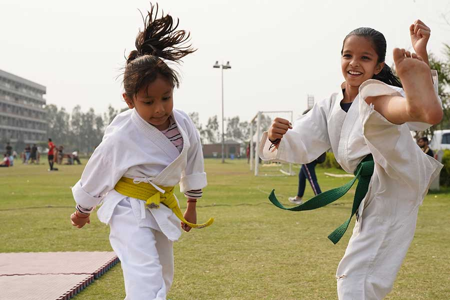 TheMain Benefits Of Martial Arts For Kids