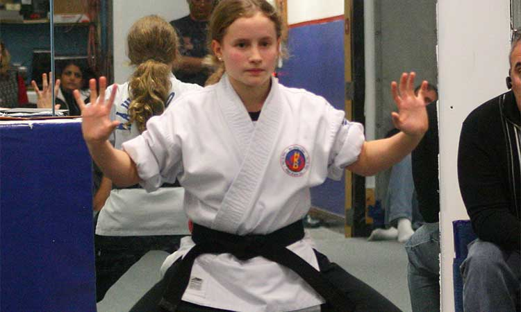 Hapkido For Girls