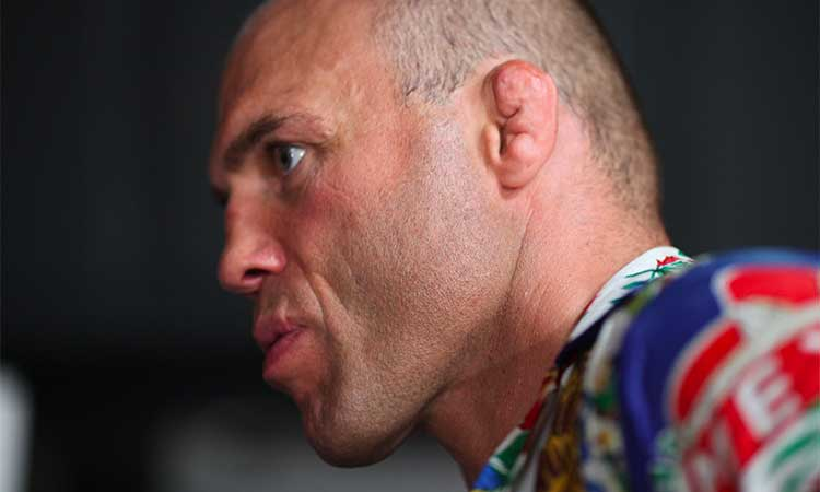 Randy Couture - Why Do UFC Fighters Have Weird Ears?