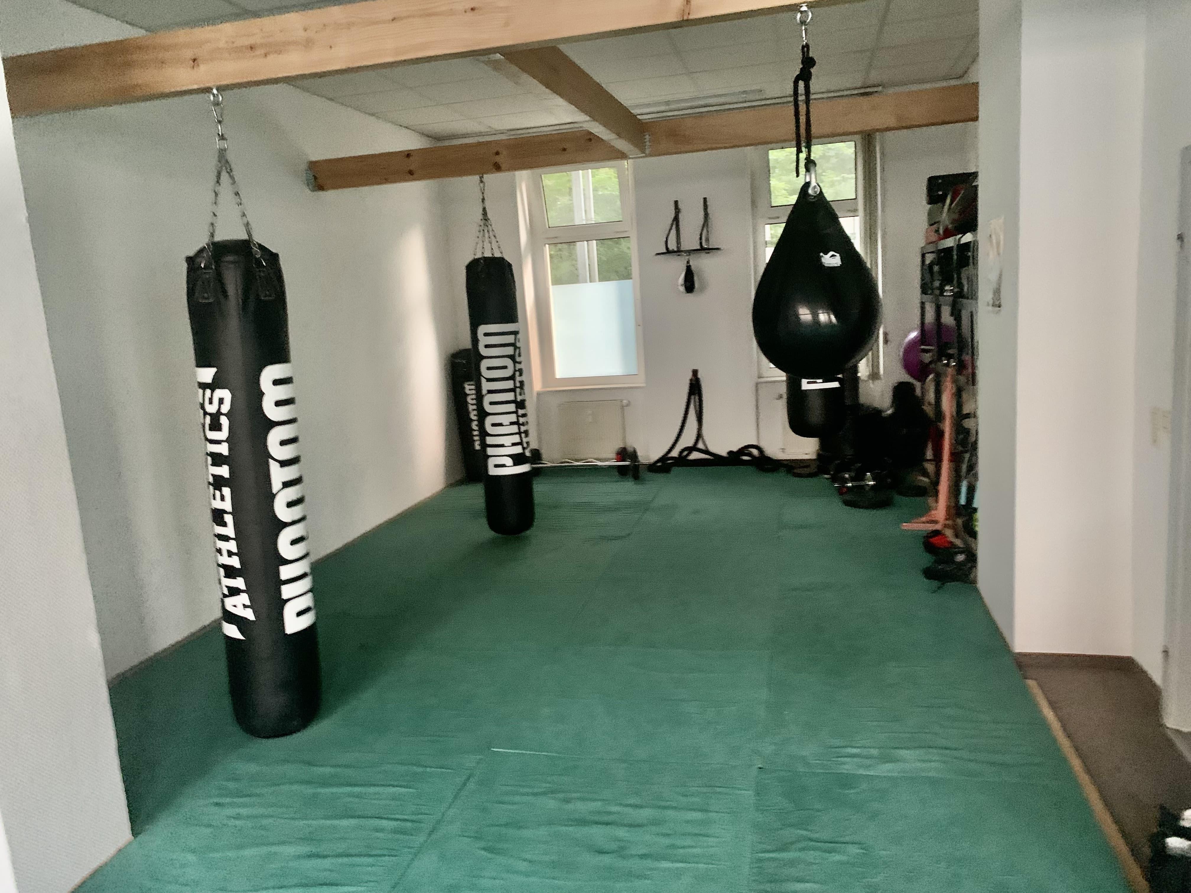 Ad Victoriam Gym - Kickboxing in Leipzig