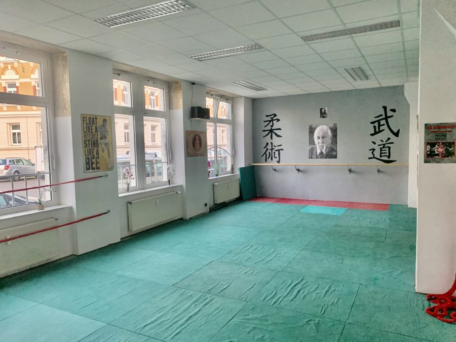 Kickboxing Gym Ad Victoriam Leipzig