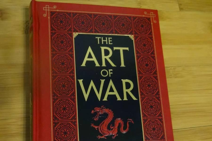 The Art Of War - Small Martial Arts Present