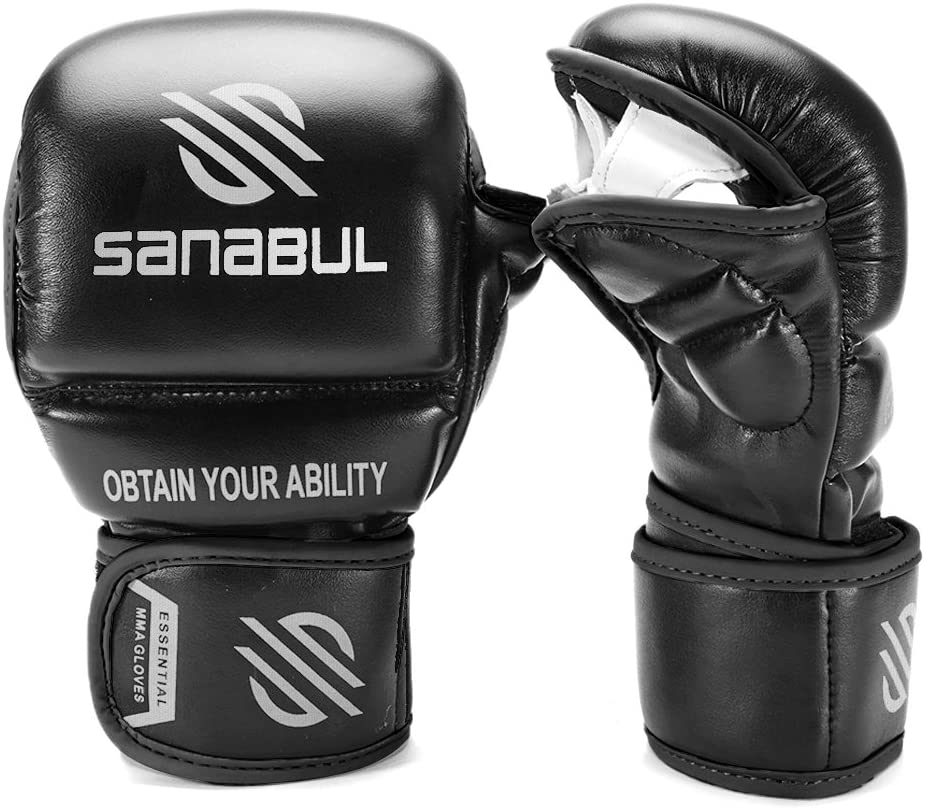 Hybrid MMA Gloves