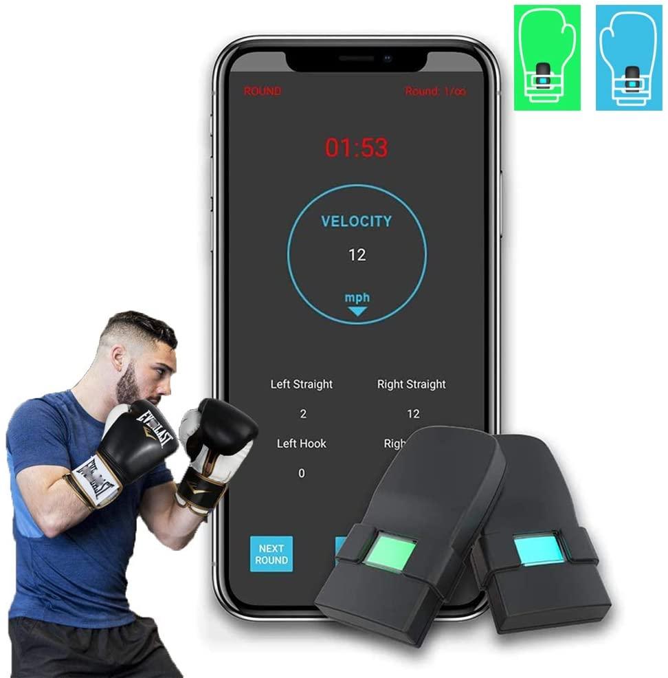 Boxing Punching Tracker